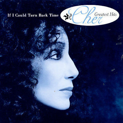 Cher Greatest Hits - If I Could Turn Back Time - CD - Low Shipping to the USA