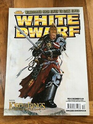 White Dwarf Magazine : No. 312 - December 2005