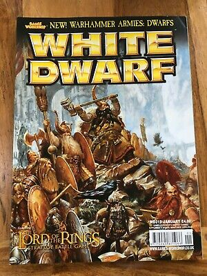 White Dwarf Magazine : No. 313 - January 2006