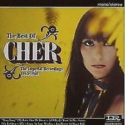 Cher - the Best Of cher (the Imperial Recordings 1965-1968) NEW 2 x CD