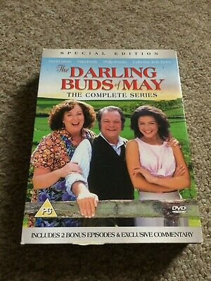 The Darling Buds Of May Special Edition Complete Series R2 Dvd David Jason