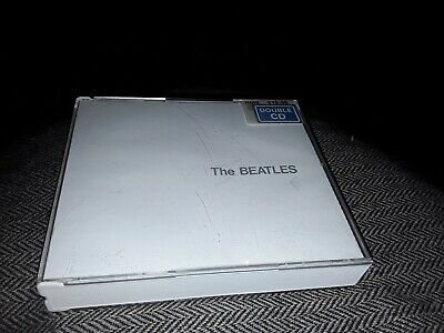 The Beatles the white album 2 x cd fatbox plays perfect