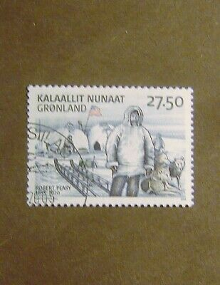 Greenland #462 Used F-VF Complete