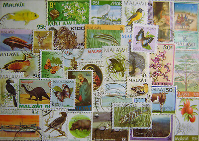 Malawi 85 Different Used