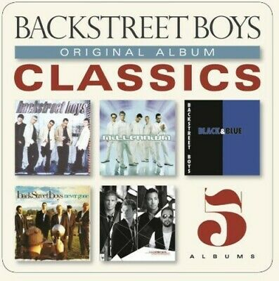 Backstreet Boys - Original Album Classics New Cd