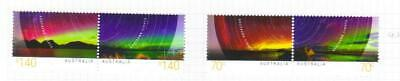 Australia 2014 Southern Lights Mh Set Of 4