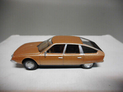 Citroen Cx 1974 Beige Metallic Norev 3 Inches 1/64