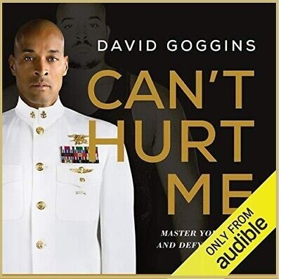 Can't Hurt Me By David Goggins - AUDIOBOOK (e-Delivery)