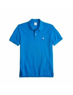 Polo Brooks Brothers Slim Fit Azzurro