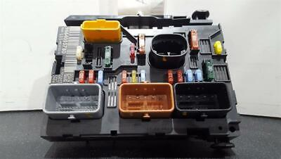 PEUGEOT 207 2006 To 2009 Fuse Box BSI BMI BCM Body Control Unit