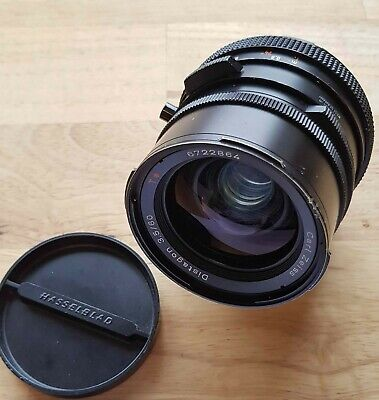 Hasselblad Carl Zeiss Distagon 60mm f3.5 T* Camera Lens EXC++