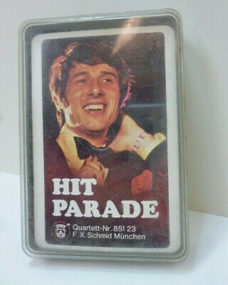 Quartett-Nr. 85123 Hit Parade F.X. Schmid -003