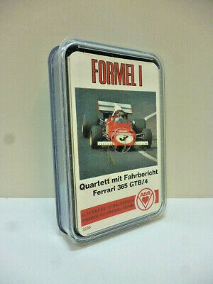 ASS Quartett Nr. 3236 Formel 1 - 009