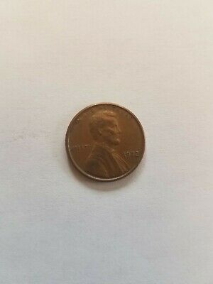 1972  Lincoln Penny No Mint Mark