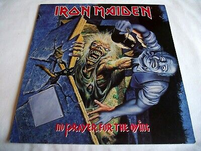 Iron Maiden ~ No Prayer For The Dying ** 1990 Emi Lp