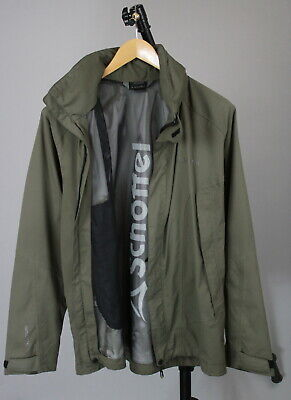 VENTURI by SCHOFFEL EASY M Men's UK 40 or ~LARGE Light Hide Hood Jacket JS13980_