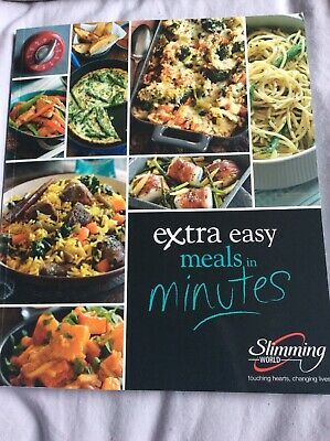 Slimming World Book - Extra Easy Meals in Minutes