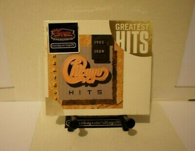Chicago - Greatest Hits 1982-1989    NEW CD FREE SHIPPING!!!