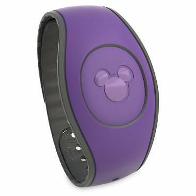 Disney Parks Purple MagicBand 2 Link It Later 2018 Magic Band 2.0 Linkable - New
