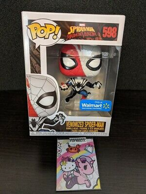 🔥Mint🔥Funko Pop!🔥Venom Ghost Rider #369🔥Marvel🔥In Hand🔥Free Protector🔥