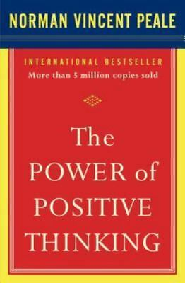 The Power of Positive Thinking Peale, Dr. Norman Vincent Paperback