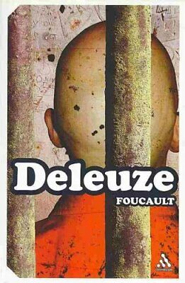 Foucault by Gilles Deleuze 9780826490780   Brand New   Free UK Shipping
