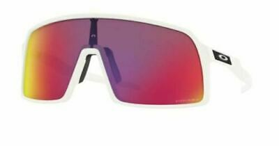 Oakley 9406 06 Sutro Matte White Prizm Road Sole Sunglasses