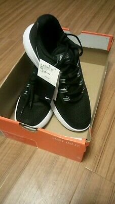 New NIKE LUNARCONVERGE 852462-001 Black&White USsize 10 Free shipping from Japan