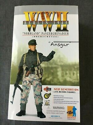 1:6 ACTION FIGURE WW2 GERMAN INFANTRY LAH PANZERGRENADIER ARMY Hand Gloves FH/_4C