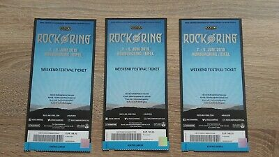 Rock am Ring 2019 - Weekend Festival Ticket - Hardcover