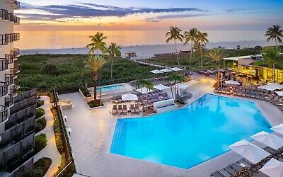 HGVC Hilton Marco Island Beach Resort 5,000 Annual Points Florida Timeshare