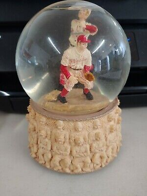 Fan Apparel & Souvenirs Cooperstown Collection Baseball Musical Snow Globe New