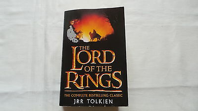 Jrr Tolkien Lord Of The Rings All 3 Books In One Volume Paperback 2003