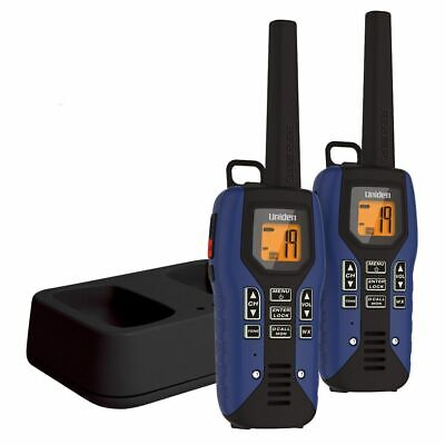 Uniden GMR5095-2CKHS Submersible 50-Mile 22-Channel FRS/GMRS 2-Way Radios 2 Pack