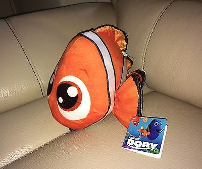 Brand New with tags Official Disney Pixar Finding Dory Baby Nemo Soft Toy