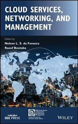 Cloud Services, Networking, and Management 9781118845943 | Brand New