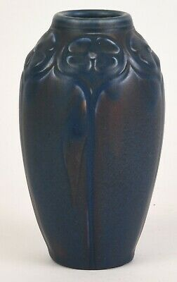 "Rookwood 7"" Tall Arts & Crafts Production Vase Dated 1917 Shape Number 2403"