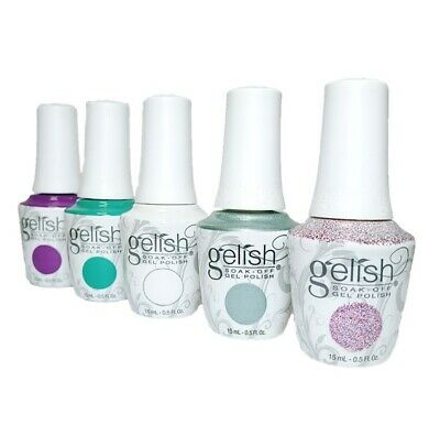 Harmony Gelish - Colors A-Z - CHOOSE FROM ANY - 0.5oz / 15mL