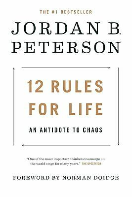 12 Rules for Life : An Antidote to Chaos  PDF (24H Fast Delivery)