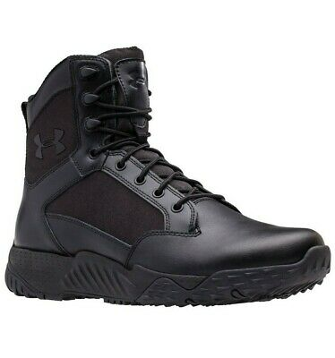 Under Armour UA 1303129 Men's Stellar Tactical Side Zip Boots Trail Hiking Shoes