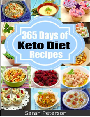 Ketogenic Diet 365 Days of Low Carb Keto Diet Recipes for Rapid Weight Loss PDF