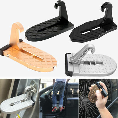 Doorstep Vehicle Access Roof Of Car Door Step Give You Latch Easily Rooftop BT