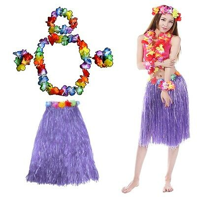 cda9f74db4 GONNA LUNGA HAWAII Hawaiana Fiori Festa Party Spiaggia Mare ...