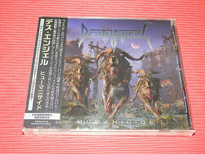 2019 DEATH ANGEL Humanicide with Bonus Track   JAPAN CD
