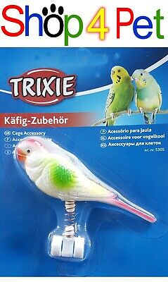 PET Bird Toy TRIXIE SMALL BUDGIE  Perch FOR CAGE