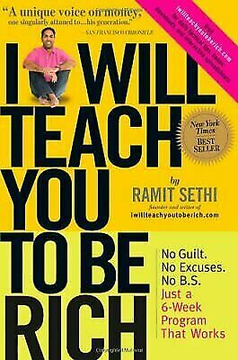 I Will Teach You To Be Rich (PDF-BOOK)