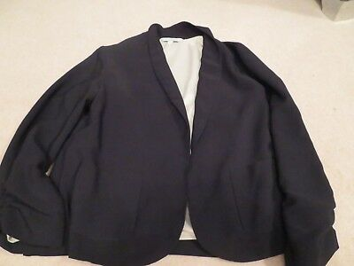 Older Girls/Ladies Black New Look Jacket Size 6