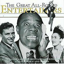 Great All-Round Entertainers by Various | CD | condition good