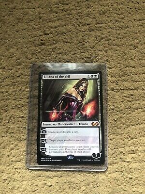 1x Liliana of the Veil Ultimate Masters MTG NM/M FREE SHIPPING
