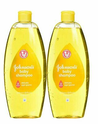 Johnson & Johnson Baby Shampoo 750 Ml (25.4 Oz) (2 Pack)